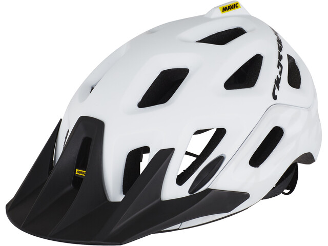 Mavic Crossride Casco, white/white
